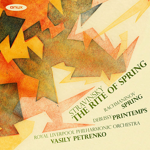 The Rite of Spring by Royal Liverpool Philharmonic Orchestra