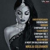 Borodin, Rimsky-Korsakov, Tchaikovsky & Mussorgsky: Orchestral Works by Various Artists
