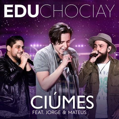 Ciúmes (Ao Vivo) de Edu Chociay