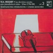 Mozart: The Late Sonatas for Pianoforte and Violin by Chiara Banchini and Temenuschka Vesselinova