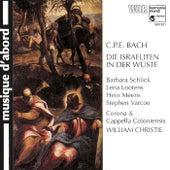 C.P.E. Bach: The Israelites in the Desert von Various Artists