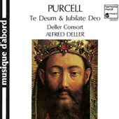 Purcell: Te Deum by Various Artists