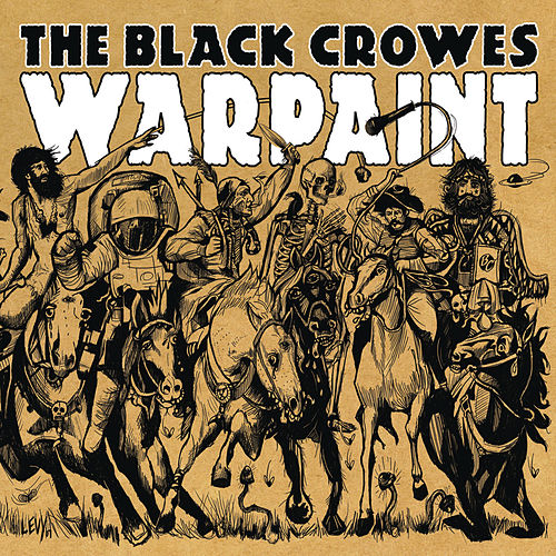 Warpaint by The Black Crowes