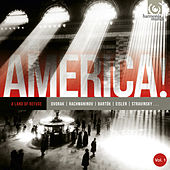 America, Vol. 1: A Land of Refuge by Various Artists