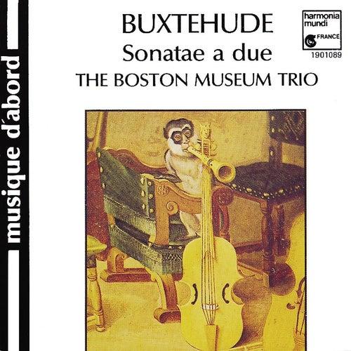Buxtehude: Sonatae a due by The Boston Museum Trio