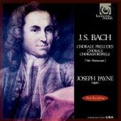 Bach: 33 Chorale Preludes de Joseph Payne