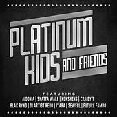 Platinum Kids and Friends by Various Artists