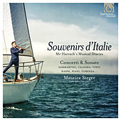 Souvenirs d'Italie by Maurice Steger and Instrumental Ensemble