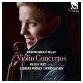 Mozart: Violin Concertos by Various Artists
