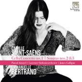 Saint-Saëns: Cello Concerto No.1 - Sonatas Nos. 2 & 3 by Various Artists