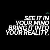 See It in Your Mind Bring It into Your Reality (Motivational Speech) de Fearless Motivation