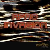 Afro Invasion, Vol. 1 - EP de Various Artists