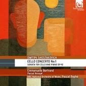 Shostakovich: Cello Concerto No. 1 by Various Artists