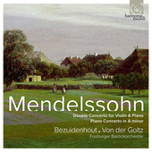Mendelssohn: Concertos by Kristian Bezuidenhout