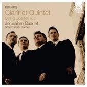 Brahms: Clarinet Quintet by Jerusalem Quartet