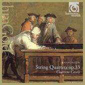 Haydn: String Quartets, Op. 33 by Cuarteto Casals