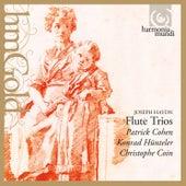 J. Haydn: Flute Trios by Konrad Hünteler and Patrick Cohen Christophe Coin