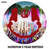 MoreFun 3 Years Edition - EP von Various Artists