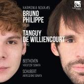 Bruno Philippe & Tanguy de Williencourt - harmonia nova #5 de Various Artists