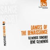 Dances of the Renaissance de René Clemencic and Clemencic Consort