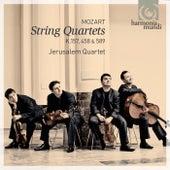 Mozart: String Quartets de Jerusalem Quartet