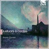 Ravel & Debussy: String Quartets by Arcanto Quartett