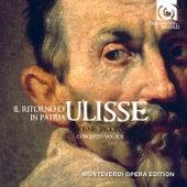 Monteverdi: Il ritorno d'Ulisse in patria de Various Artists