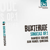 Buxtehude: Sonatas, Op. 1 by Various Artists