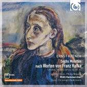 Krenek: Choral Works by Various Artists