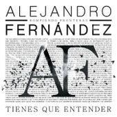 Tienes Que Entender de Alejandro Fernández