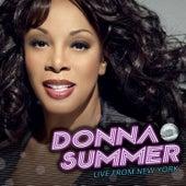 Live from New York de Donna Summer