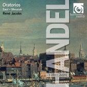 Handel: Oratorios (Saul, Messiah) de Various Artists