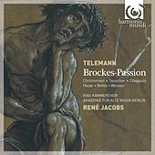 Telemann: Brockes-Passion by Various Artists