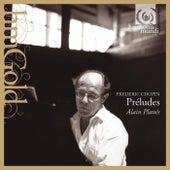 Chopin: Préludes, Op.28 de Alain Planès