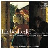 Brahms: Liebesliederwalzer by Various Artists