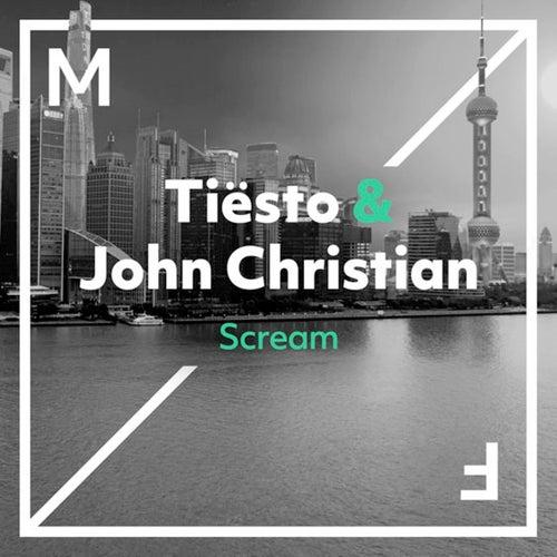 Scream de Tiësto