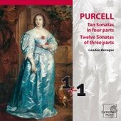 Purcell: Trio Sonatas by The London Baroque