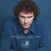 Beethoven: Piano Sonatas, Vol.1 by Paul Lewis