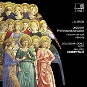 J.S. Bach: Christmas Cantatas in Leipzig by Various Artists