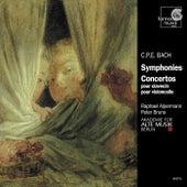 C.P.E. Bach: Symphonies & Concertos von Various Artists