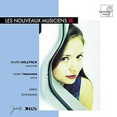 Schumann & Grieg: Works for Cello and Piano de Cédric Tiberghien and Marie Hallynck