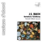 J.S. Bach: Goldberg Variations de Kenneth Gilbert