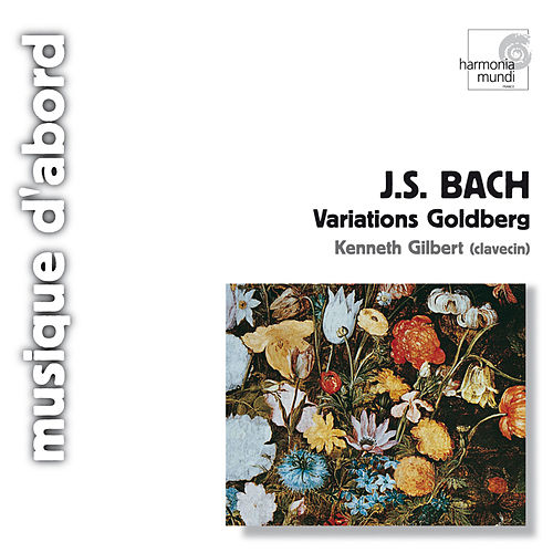 J.S. Bach: Goldberg Variations by Kenneth Gilbert