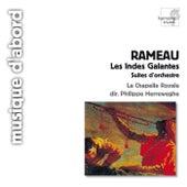 Rameau: Les indes galantes (Symphonies) de Various Artists