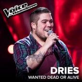 Wanted Dead or Alive (The Voice Van Vlaanderen 2017 / Live) by Dries De Vleminck