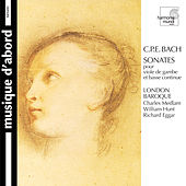 C.P.E. Bach: Sonatas for Viola da Gamba and Continuo by Various Artists