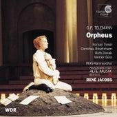 Telemann: Orpheus by Various Artists