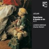 Leclair: Trio Sonatas by The London Baroque