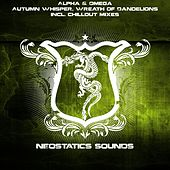 Autumn Whisper / Wreath of Dandelions - Single by Alpha & Omega