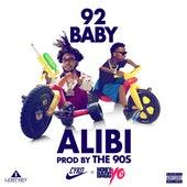 Alibi (feat. Moneybagg Yo) von Cyko